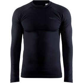 Craft ADV Warm Fuseknit Intensity Langarm Oberteil Herren black